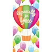 Rosedale – Cartes de souhaits d'anniversaire et enveloppes, porte-billet, 3 3/4 x 7 1/4 po, 12/paquet (15803)