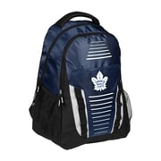 Toronto Maple Leafs Stripe Franchise Backpack