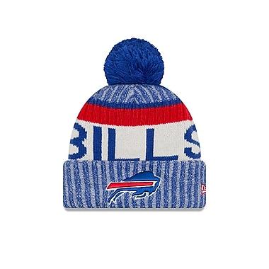 Tuque sport tricotée à pompon des Bills de Buffalo