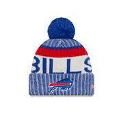 Buffalo Bills On-Field Sport Knit Pom Toque