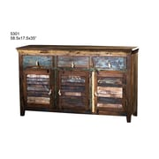 Loon Peak Cabarite 3 Drawer Sideboard