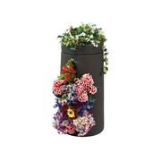 Good Ideas Round Resin Vertical Garden