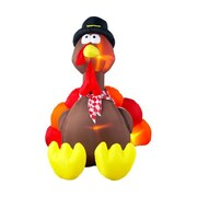 The Holiday Aisle Airblown Turkey Thanksgiving Decoration