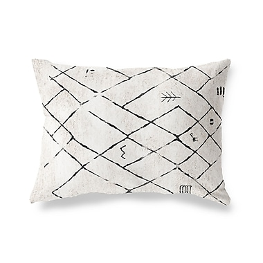 Bloomsbury Market Amy Outdoor Lumbar Pillow