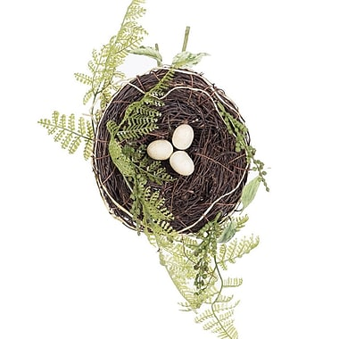 August Grove Joachim Artificial Grapveine Nest Sculpture