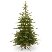 August Grove 7.5' Green Spruce Artificial Christmas Tree