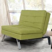 Ebern Designs Denna Fabric Fiber Sofa Bed