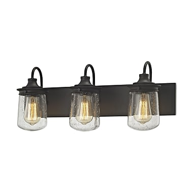 Gracie Oaks Rochela 3-Light Vanity Light