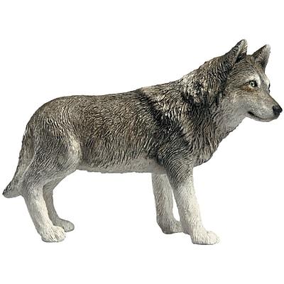 Sandicast Mid Size Sculptures Sandicast Wolf Figurine WYF078281823439