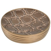 Sweet Home Collection Medallion Soap Dish