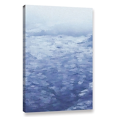 Highland Dunes 'Windsor' Graphic Art on Wrapped Canvas; 18'' H x 12'' W x 2'' D