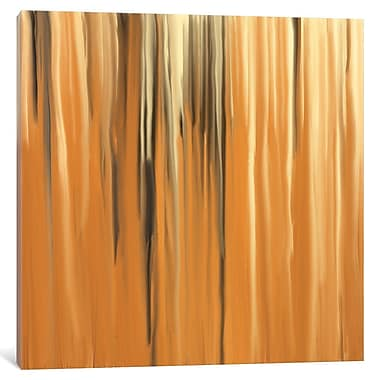 East Urban Home 'Kinetic Sands' Painting Print on Wrapped Canvas; 12'' H x 12'' W x 0.75'' D