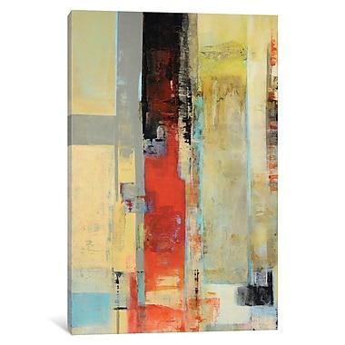 East Urban Home '30 Serie Vertigo' Painting on Wrapped Canvas; 18'' H x 12'' W x 0.75'' D