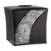 Sweet Home Collection Sinatra Tissue Box Cover