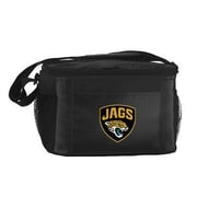 Kolder 6 Can Lunch Box Cooler; Jacksonville Jaguars