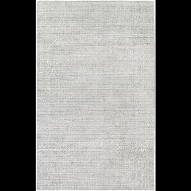 Orren Ellis Ayers Hand-Loomed Gray Area Rug; 8' x 10'