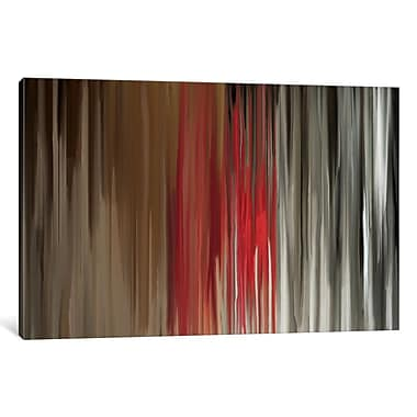 East Urban Home 'Object & Reality' Painting Print on Wrapped Canvas; 26'' H x 40'' W x 0.75'' D