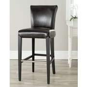 Darby Home Co Vandergrift 30'' Bar Stool; Brown