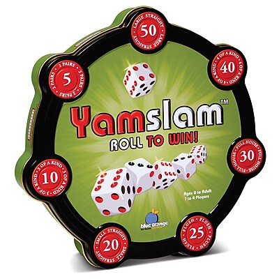 Blue Orange USA Yamslam Strategy Game