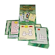 Wiebe, Carlson And Associates. Primary Pattern Block Task Cards (CRE4530)