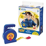Learning Resources Pretend & Play Tape Measure, 3'/1 meter