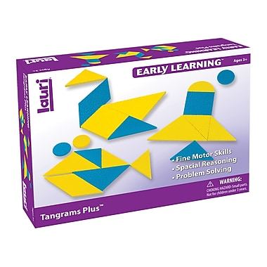 Patch Products® Tangrams Plus Puzzle