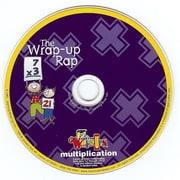 "Multiplication ""Wrap-up Rap"" Audio CD"