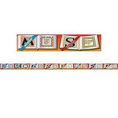 Elements of Literature Chalkboard Topper