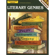 Reproducible Book, Literary Genres, Grades 6-9
