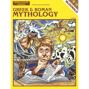 Greek & Roman Mythology Reproducible Book, Grades 6–9