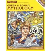 Greek & Roman Mythology Reproducible Book, Grades 6–9