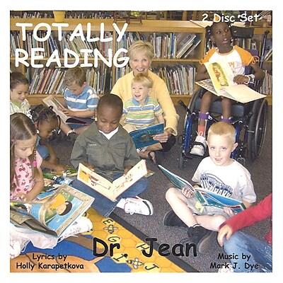 Dr. Jean Feldman CDs, Totally Reading, 2 CD Set