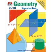 Milliken & Lorenz Educational Press Geometry Reproducible Book, Grades 7th - 10th