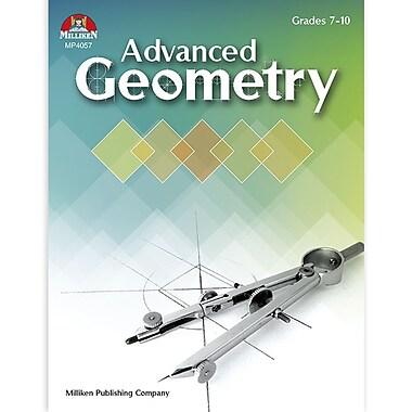 Advanced Geometry Workbook, Grades 7-10
