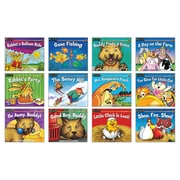 "Newmark Learning™ ""Go Away Buddy"" Rising Readers Animal Adventures Single Copy Set"