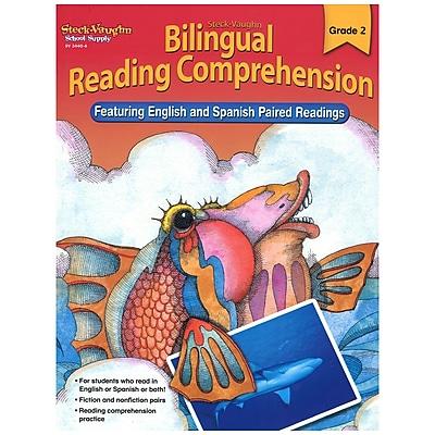 Houghton Mifflin® Bilingual Reading Comprehension Book, Grades 2nd