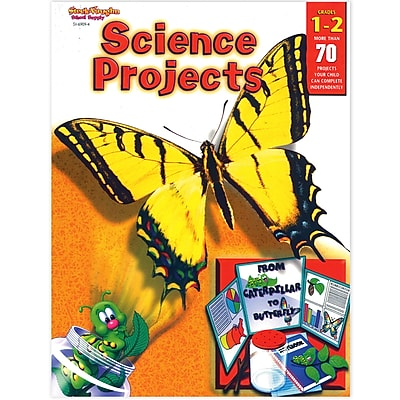Houghton Mifflin Science Projects Student Edition Book, Grades 1st - 2nd 872327