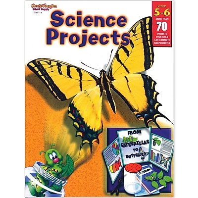 Science Projects Student Edition Grade 5 - 6 881735