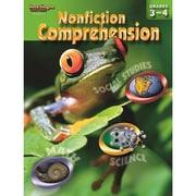 Harcourt Nonfiction Comprehension Book, Grades 3rd - 4th