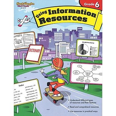 Harcourt Using Information Resources, Grade 6