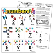 Trend Enterprises® Numbers Learning Chart