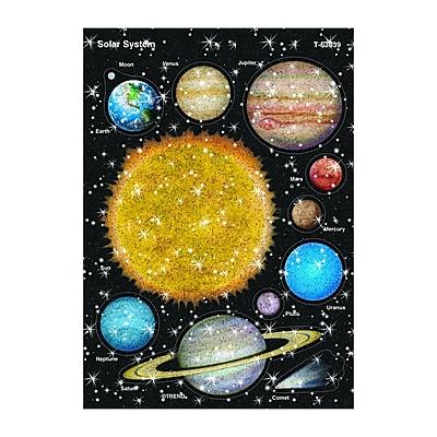 Trend® Sparkle Stickers®, Solar System