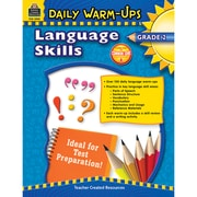 Daily Warm-Ups: Language Skills, Grade 2
