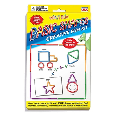 Wikki Stix® Basic Shapes Kit
