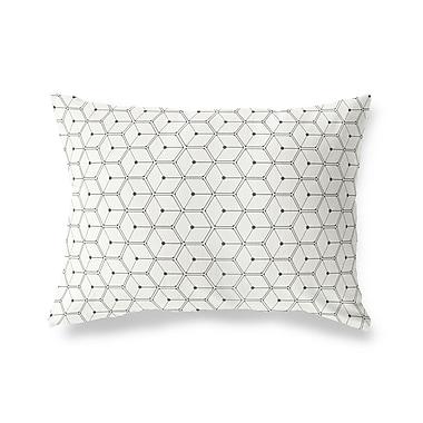 Ivy Bronx Danna Lumbar Pillow; 12'' H x 16'' W