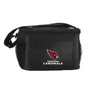 Kolder 6 Can Lunch Box Cooler; Arizona Cardinals