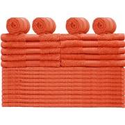 Latitude Run 24 Piece Towel Set; Fiesta