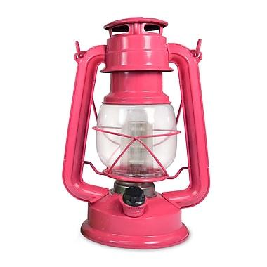 Bayou Breeze Haldor 12-Light Outdoor Hanging Lantern; Pink Flamingo