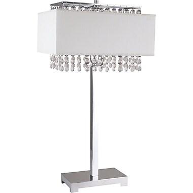 Mercer41 Gistel 28'' Table Lamp; Black