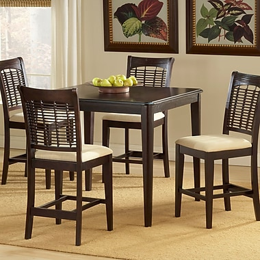 Hillsdale Bayberry Counter Height Dining Table